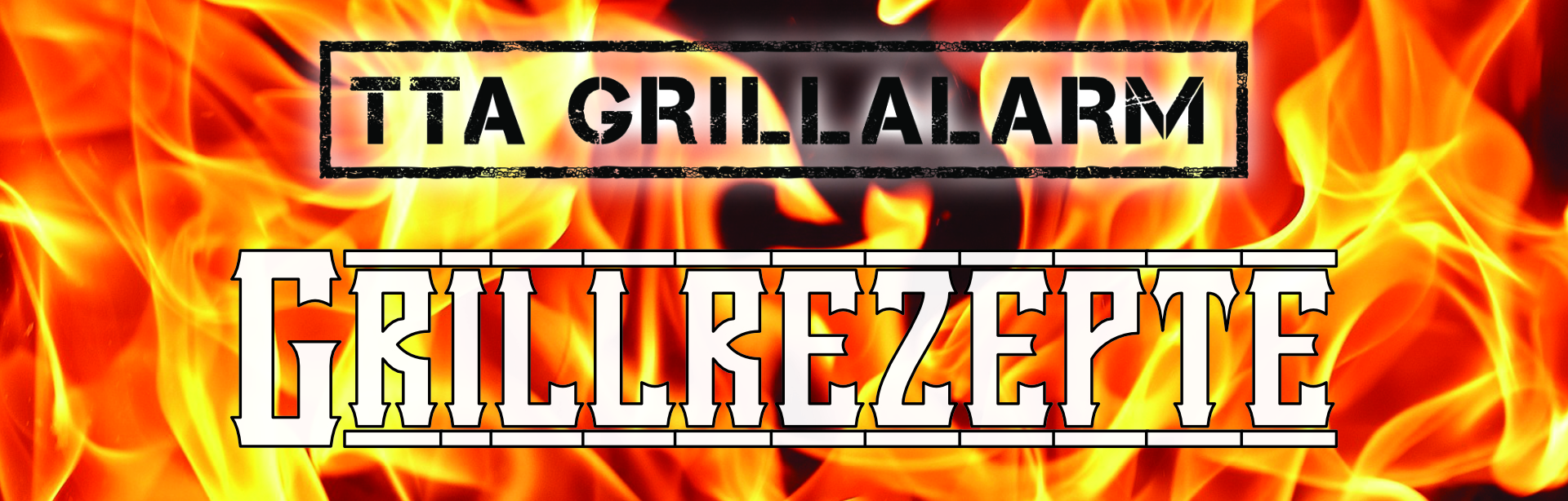 Grillalarm Banner Rezepte